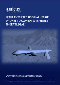 Legality of Drones